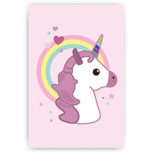 poster roze eenhoorn unicorn
