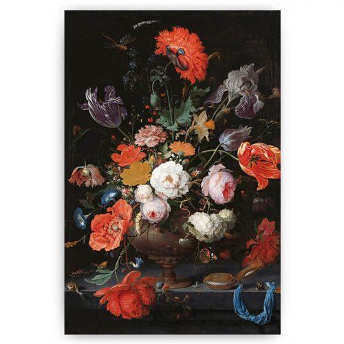 poster stilleven met bloemen