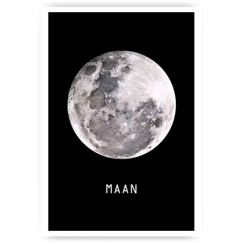 poster volle maan