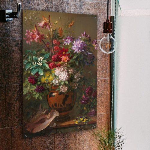 poster stilleven klassieke bos bloemen rijksmuseum