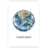 poster aarde planet earth