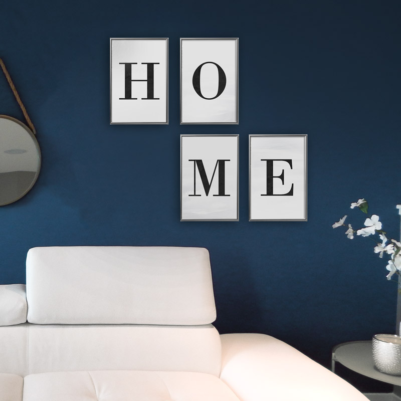poster marmer letters home