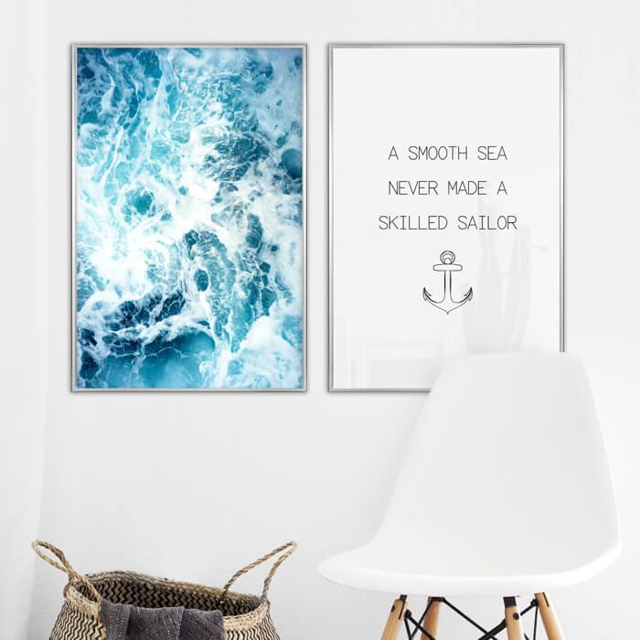 poster set zee sailor