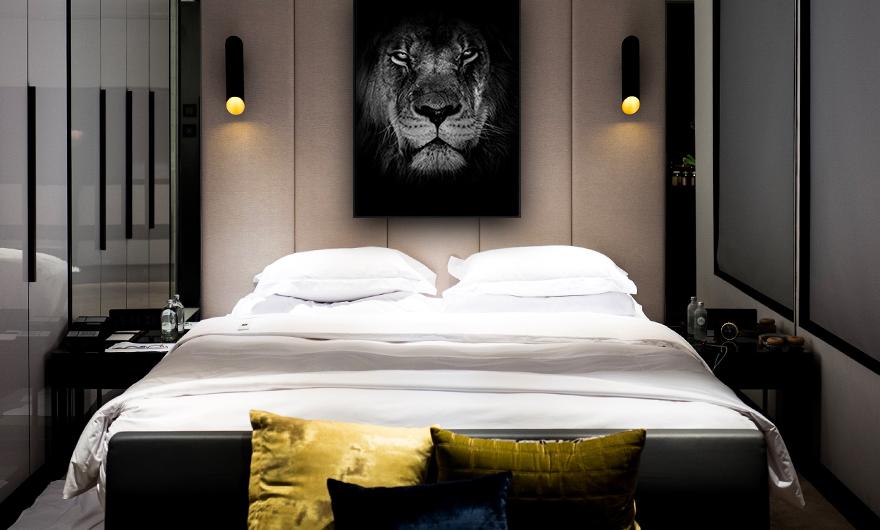 Mooie Posters Kopen : Een instagram waardige woonkamer met dierenposters sfeer aan de muur