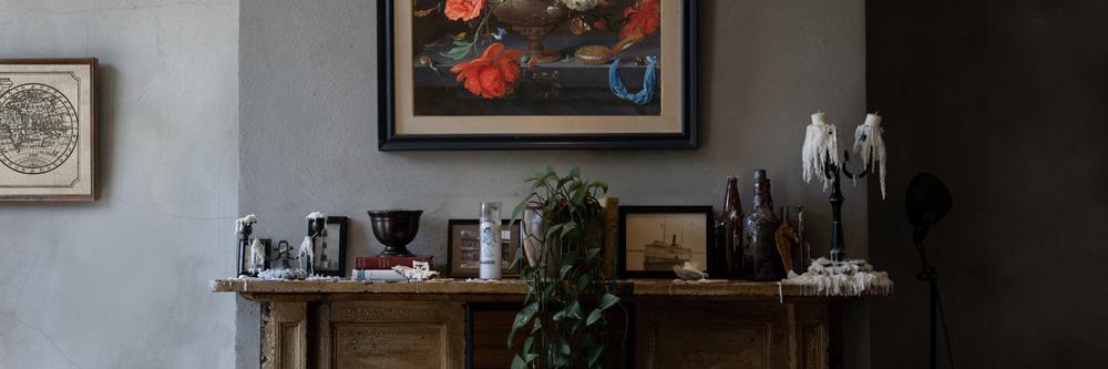 interieur klassiek kunst posters
