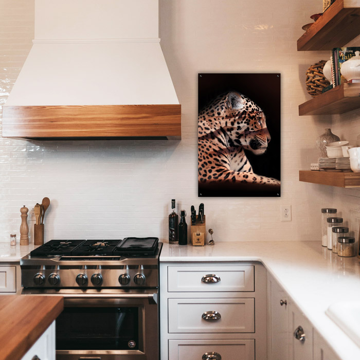 poster jaguar keuken