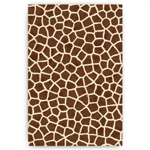 poster giraf vacht patroon