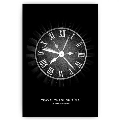 poster travel through time