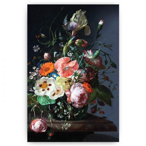 poster kunst schilderij bloemen