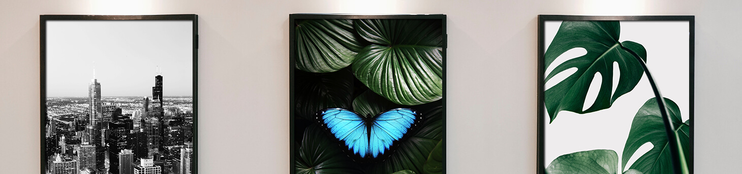 wanddecoratie kunst schilderijen posters bedrijven