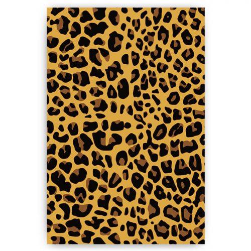 poster luipaard dierenprint