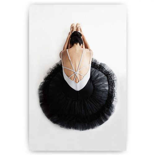 poster ballet danseres