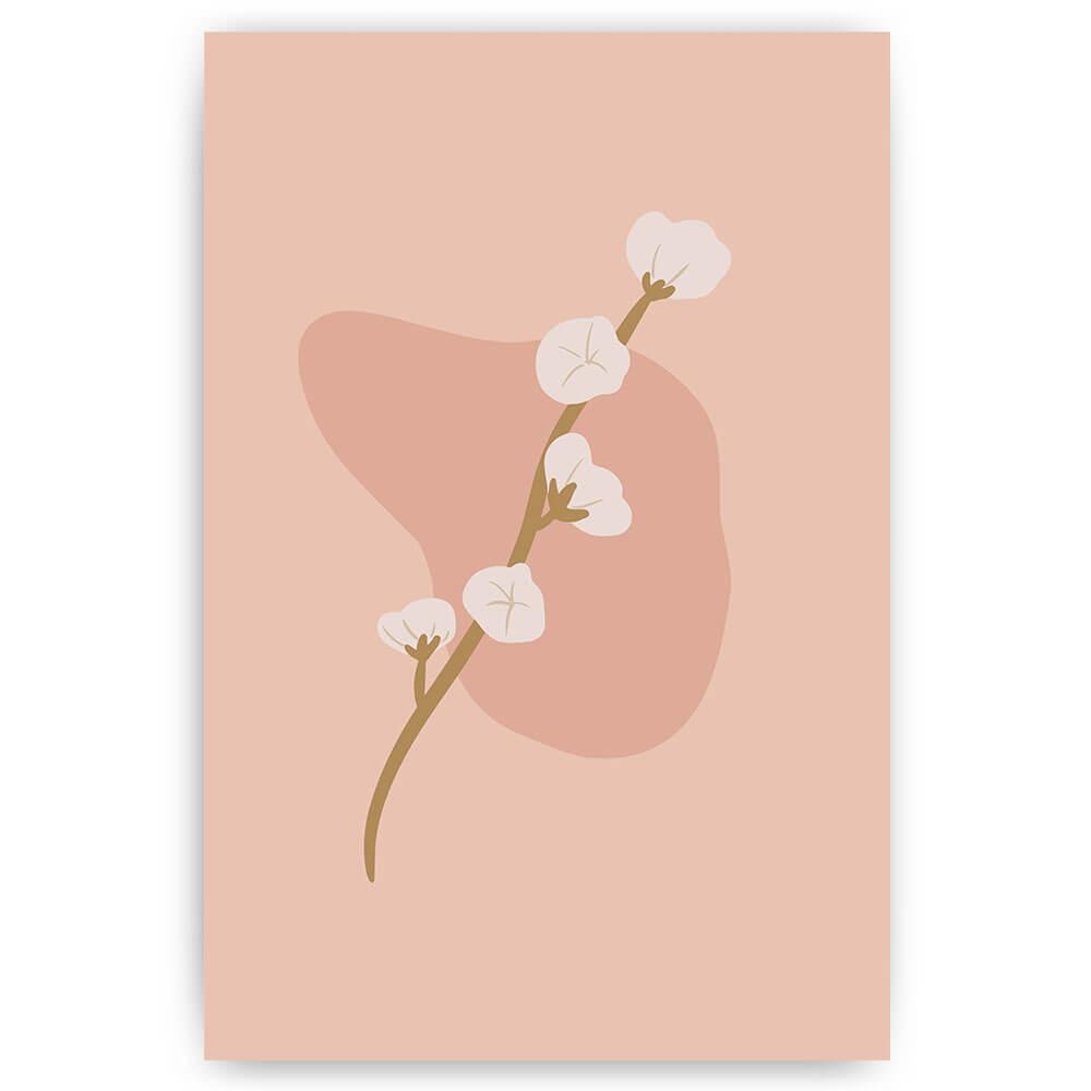 Illustratie bloem