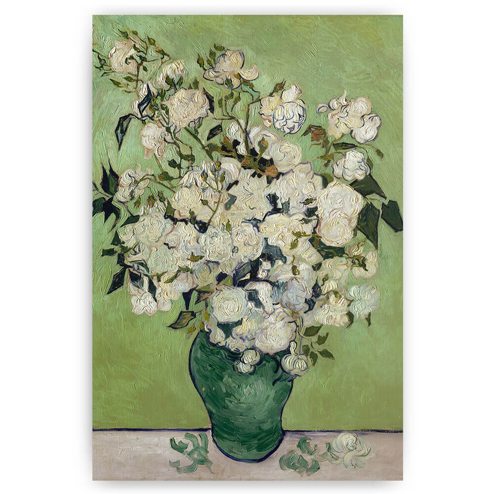 schilderij rozen van gogh