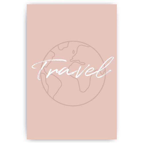 Poster travel teksts