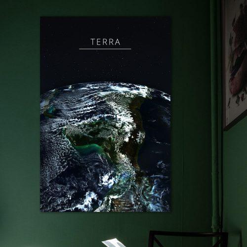 poster aarde terra