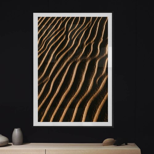 poster zand