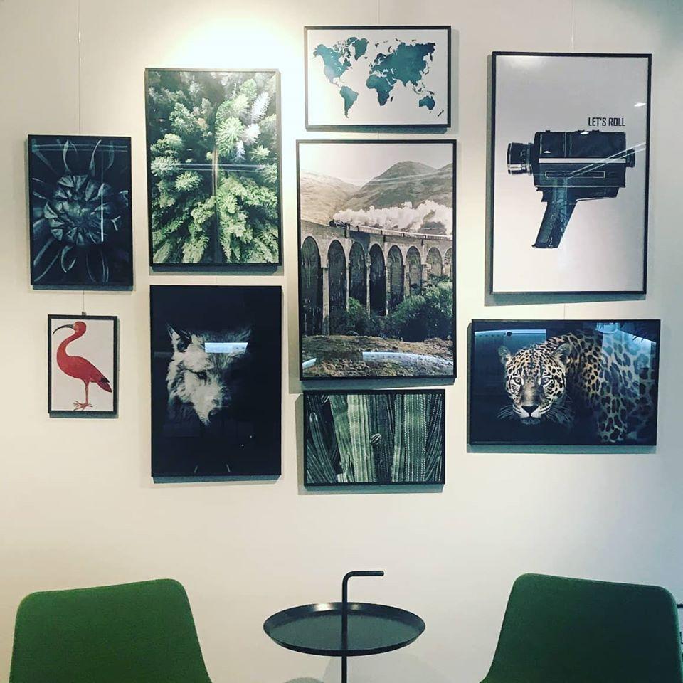 schilderijen kantoor
