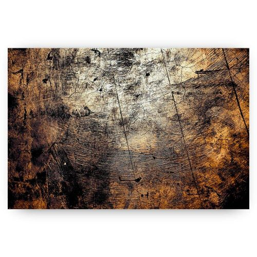 schilderij poster abstract hout