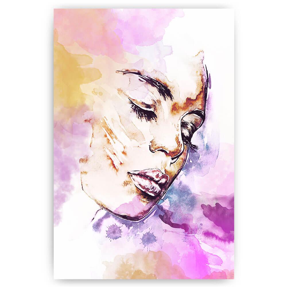 abstract gezicht