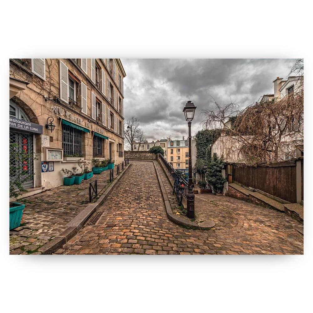 straatje Parijs