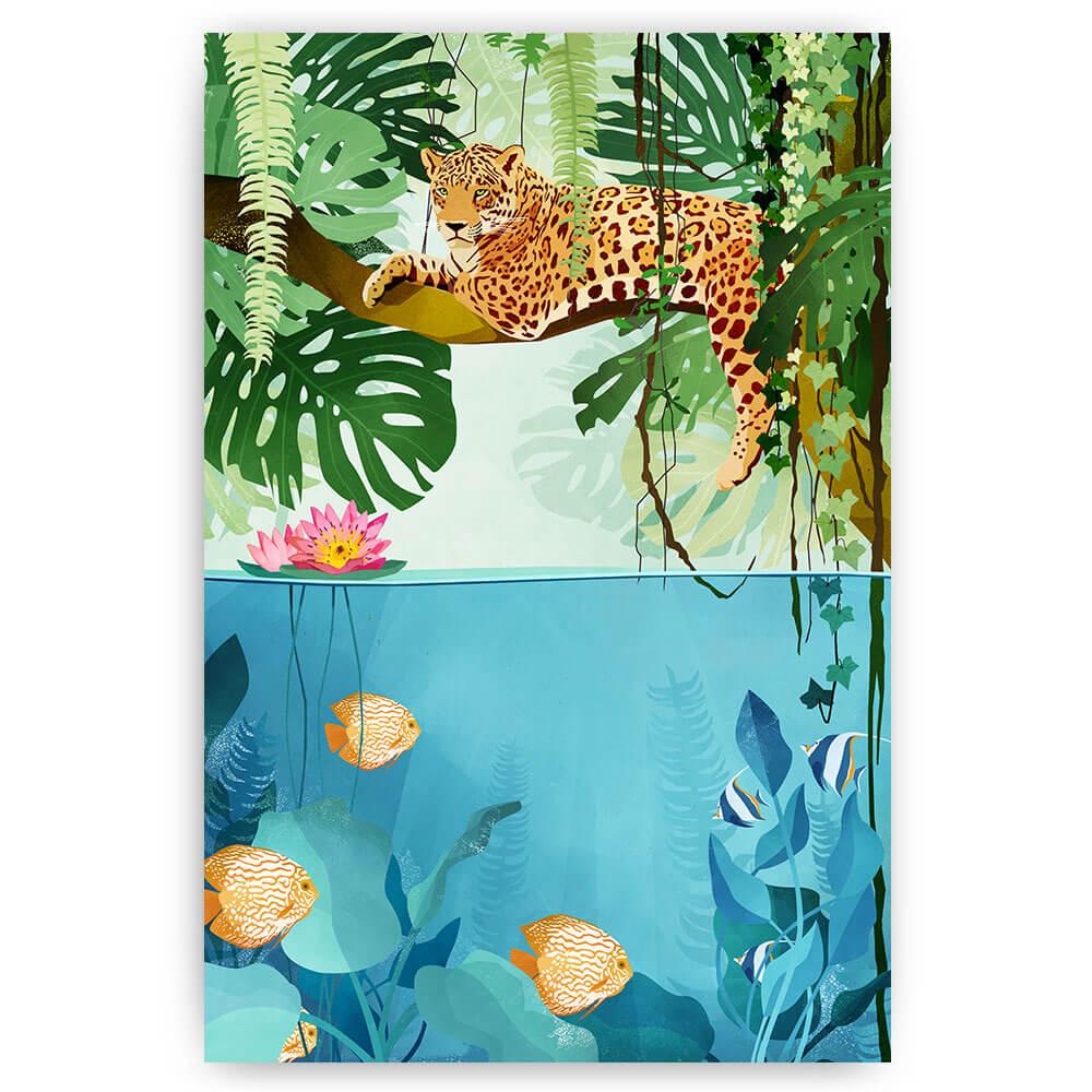 luipaard jungle