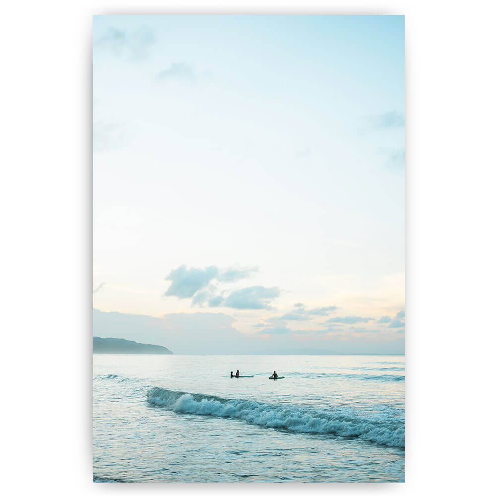 surfers in zee