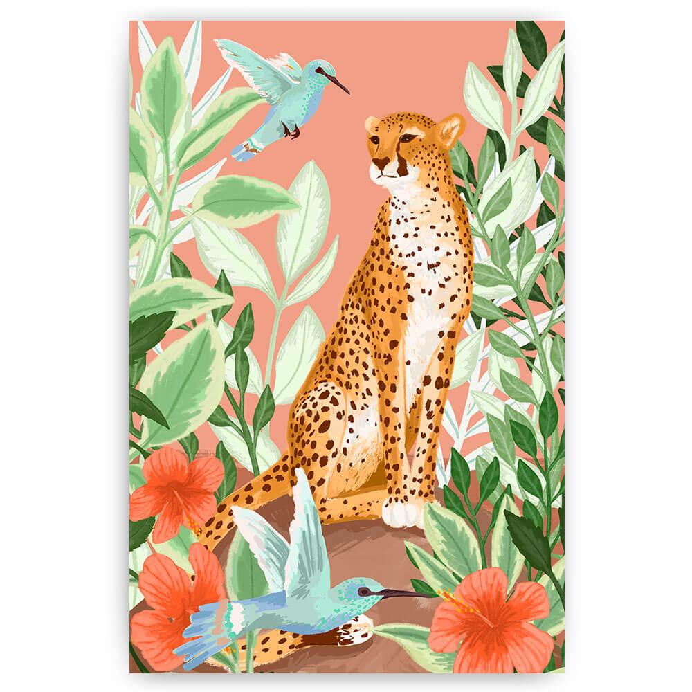 tropical cheetah