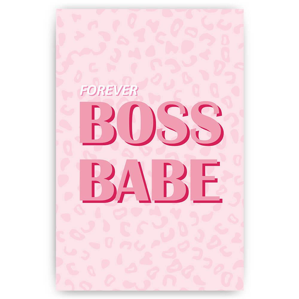 forever boss babe tekst