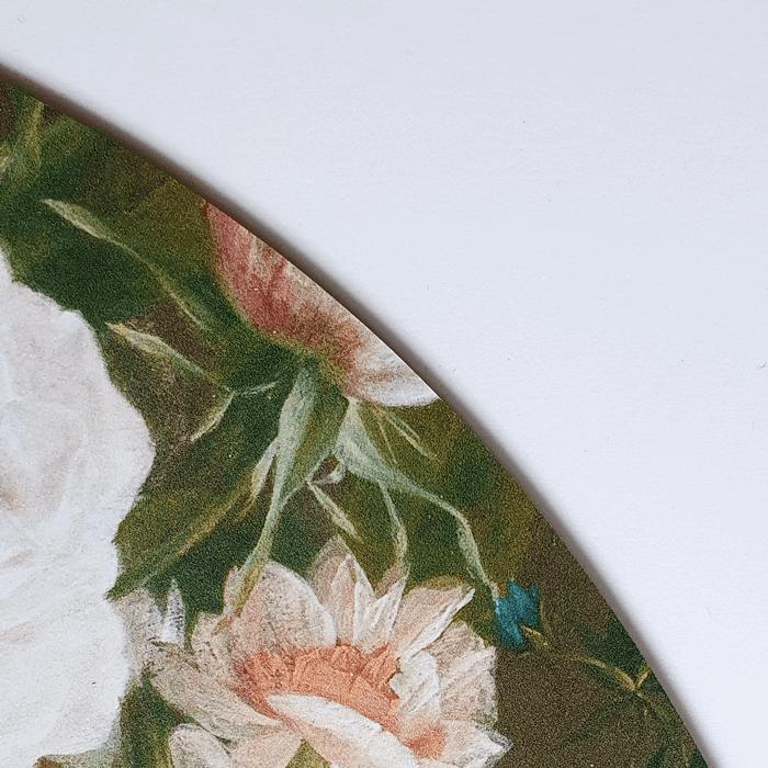 muurcirkel closeup