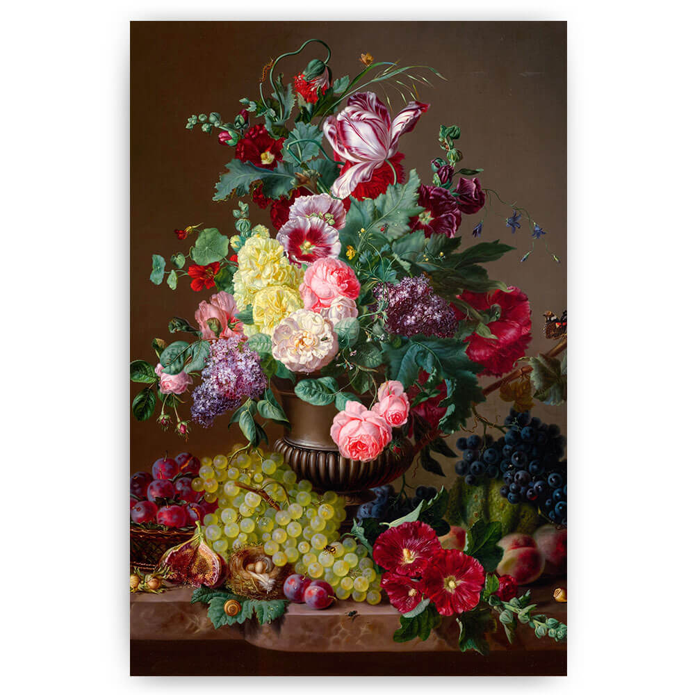 bloemenstilleven amalie karcher
