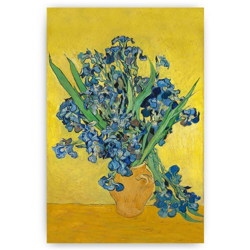 irises bloemenschilderij van gogh