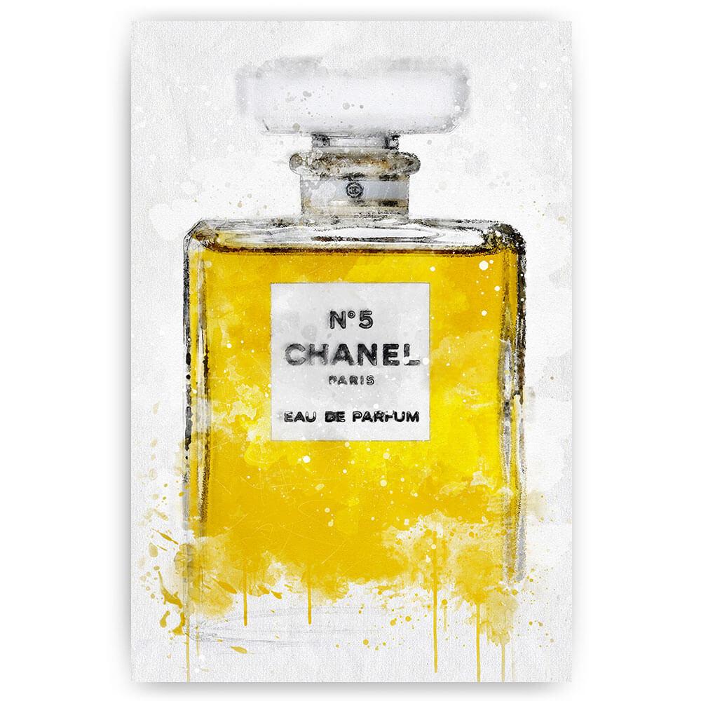 chanel no5 parfum fles