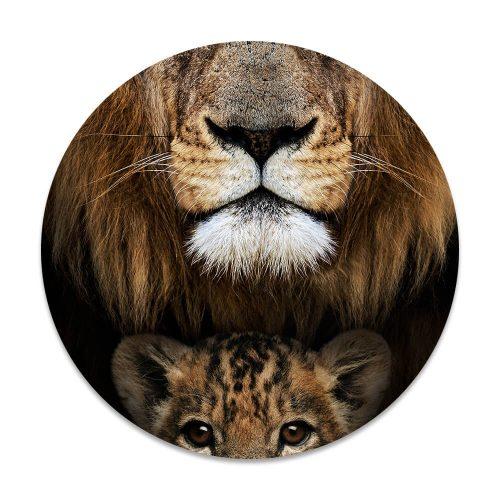 leeuw en welp