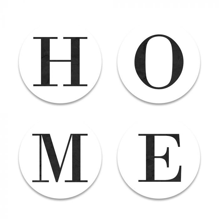 home letters marmer