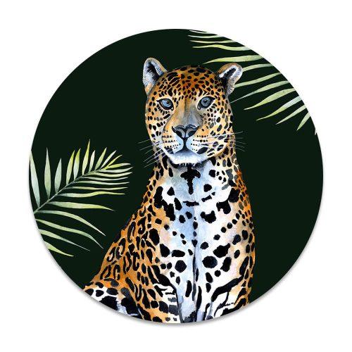 tropische panter luipaard