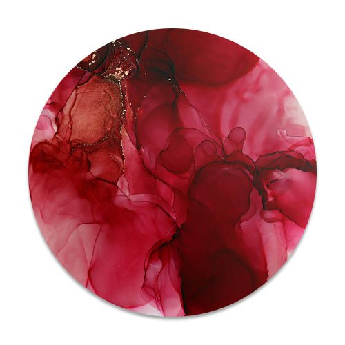 abstract patroon rood
