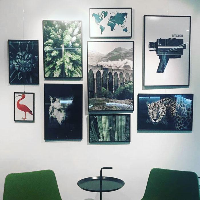 collage wachtkamer