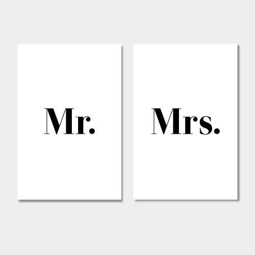 mr mrs