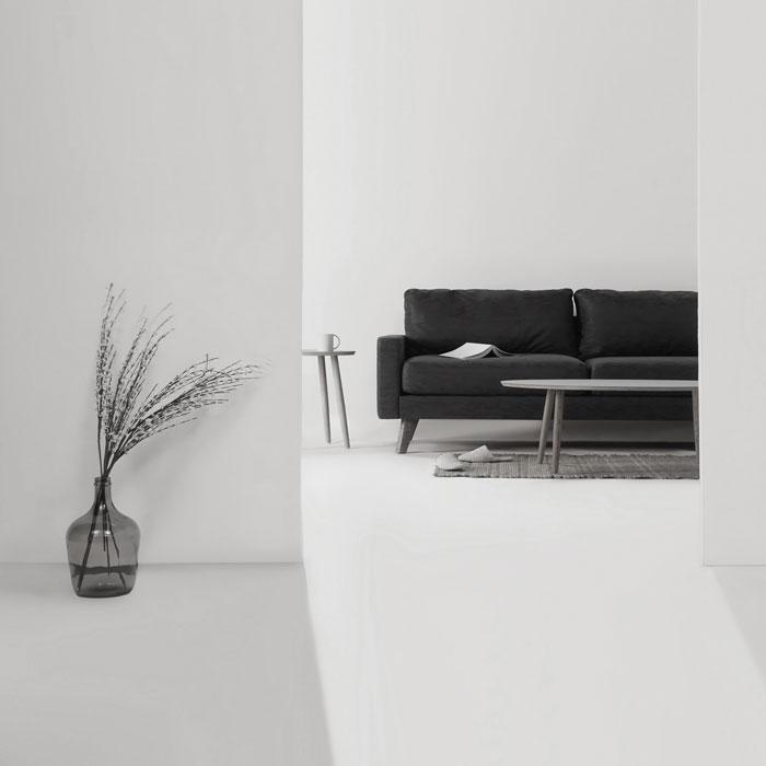woonstijl minimalistisch