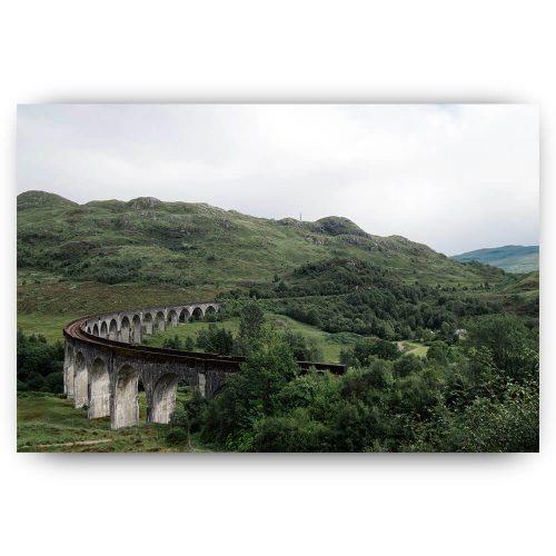 landschap treinrails