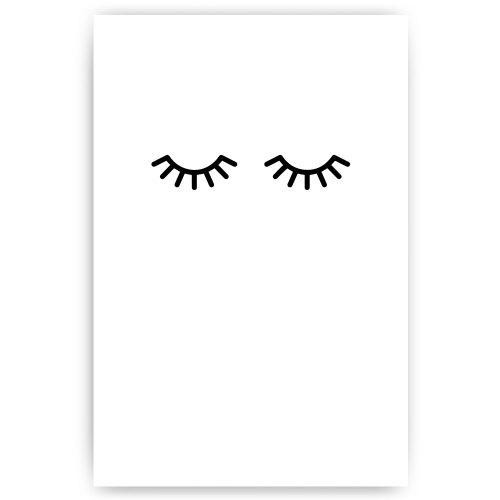 eyelashes wimpers