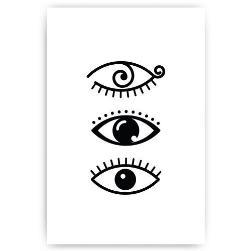 ogen wimpers