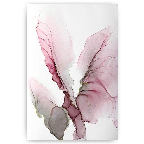 waterverf bloem